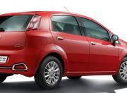 Fiat Punto Evo Puntoevo rear view