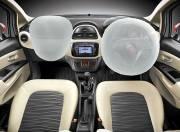 Fiat Punto Evo airbags