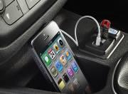 Fiat Punto Evo chargingunit