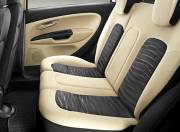 Fiat Punto Evo leatherseating