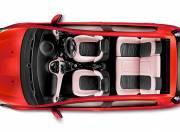 Fiat Punto Evo seating