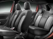 Fiat Punto Evo seating black