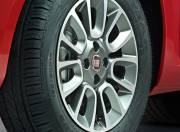 Fiat Punto Evo wheelcloseup