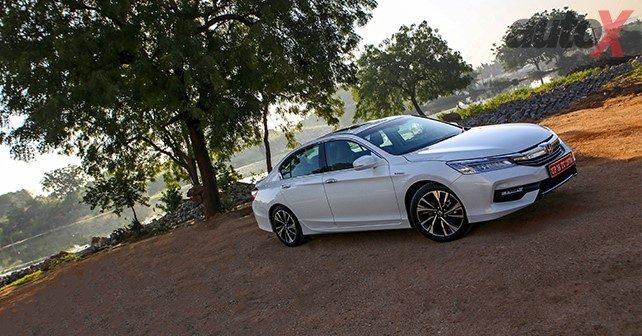 2016 Honda Accord Hybrid Review M3