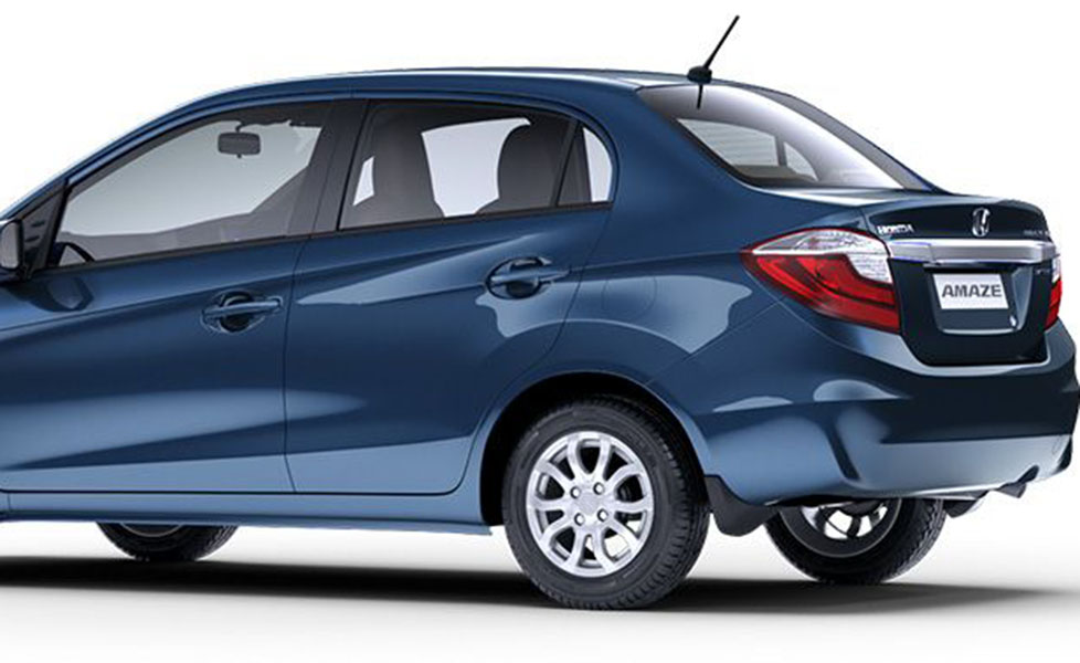 Latest Honda Amaze Photos Pictures Image Gallery