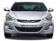 Hyundai Elantra Exterior Pictures front view 118