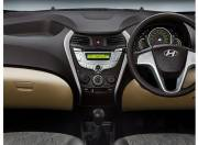 Hyundai Eon Interior Pictures center console 055