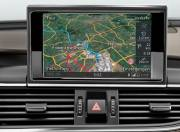 Audi A6 Interior photo navigation or infotainment mid closeup 112