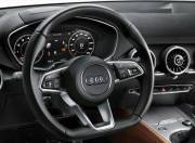 Audi TT Interior photo steering wheel 054