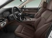 BMW 7 Series Interior photo front seats passenger view 088