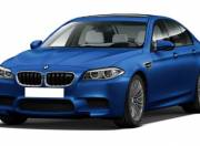 BMW M Series exterior photo front left side 046