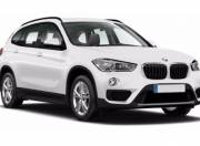 BMW X1 Exterior photo front right view 120