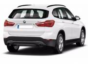 BMW X1 Exterior photo rear right side 048