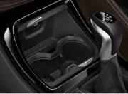 BMW X1 Interior photo front armrest storage 061