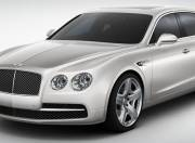 Bentley Continental Flying Spur Exterior photo front left side 046