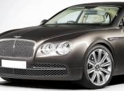 Bentley Continental Flying Spur Exterior photo front left side 047