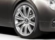 Bentley Continental Flying Spur Exterior photo wheel 042