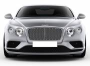 Bentley Continental GT Exterior photo front view 118