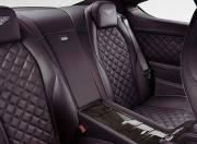 Bentley Continental GT Interior photo rear seats 052