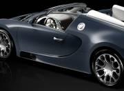 Bugatti Veyron exterior photo rear left view 121