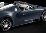Bugatti Veyron exterior photo rear right side 048