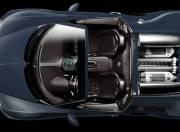 Bugatti Veyron exterior photo top view 117