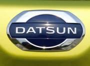 Datsun Redi GO Exterior photo tail gate logo 099