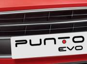 Fiat Punto EVO exterior photo grille 097