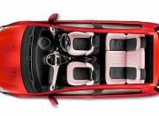 Fiat Punto EVO exterior photo top view 117