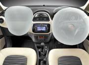 Fiat Punto EVO interior photo airbags 094