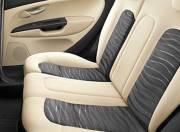 Fiat Punto EVO interior photo rear seats 052