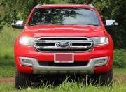 Ford Endeavour Exterior Photo front view 118