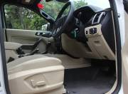 Ford Endeavour Interior Photo door view of driver seat 051