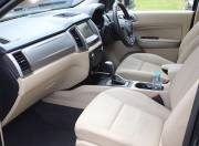 Ford Endeavour Interior Photo front seats passenger view 088