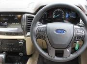 Ford Endeavour Interior Photo steering wheel 054