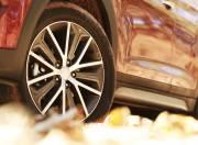 Hyundai Tucson exterior alloy wheel