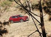 Hyundai Tucson exterior front angle