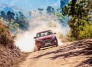 Hyundai Tucson exterior offroad motion