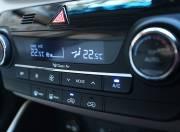 Hyundai Tucson interior automatic climate control
