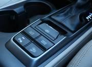 Hyundai Tucson interior gear console