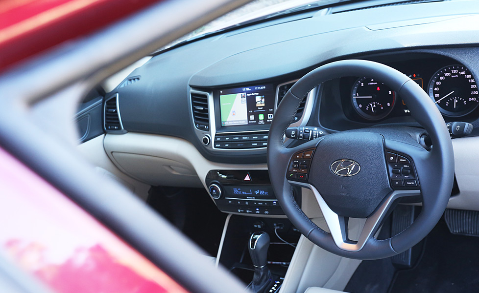 hyundai tucson price mileage specifications news