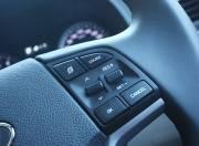 Hyundai Tucson interior voice controls