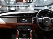Jaguar XE Interior photo dashboard 059