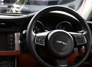 Jaguar XE Interior photo steering wheel 054
