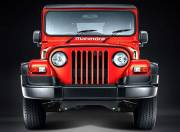 Mahindra Thar Exterior Photo front view 118