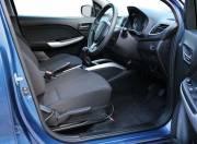 Maruti Baleno Interior door view of driver seat 051