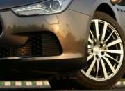 Maserati Ghibli Exterior photo diesel review