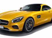 Mercedes Benz AMG GT exterior photo front left side 047