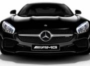 Mercedes Benz AMG GT exterior photo front view 118