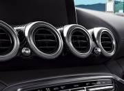 Mercedes Benz AMG GT interior photo front air vents 144